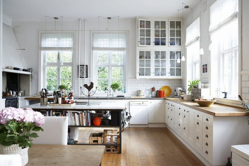 White-Wall-and-Furniture-in-Modern-Kitchen-Ideas-805x537