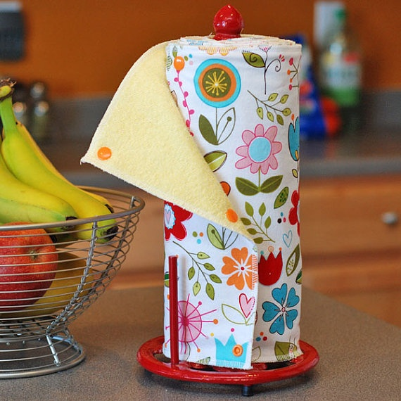 Reusable-Eco-Friendly-Snapping-Paper-Towel-set