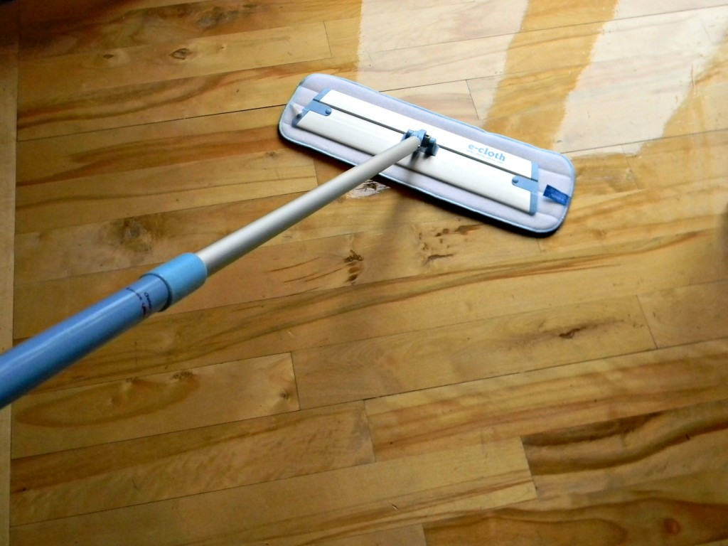 cleaning hardwood maid service