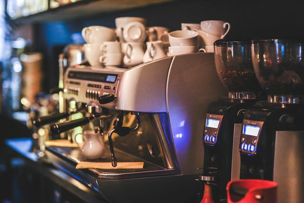 clean your espresso machine