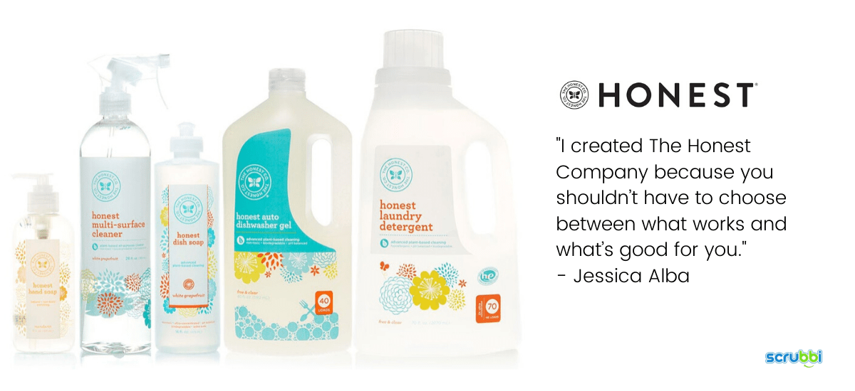 honest cleaning products